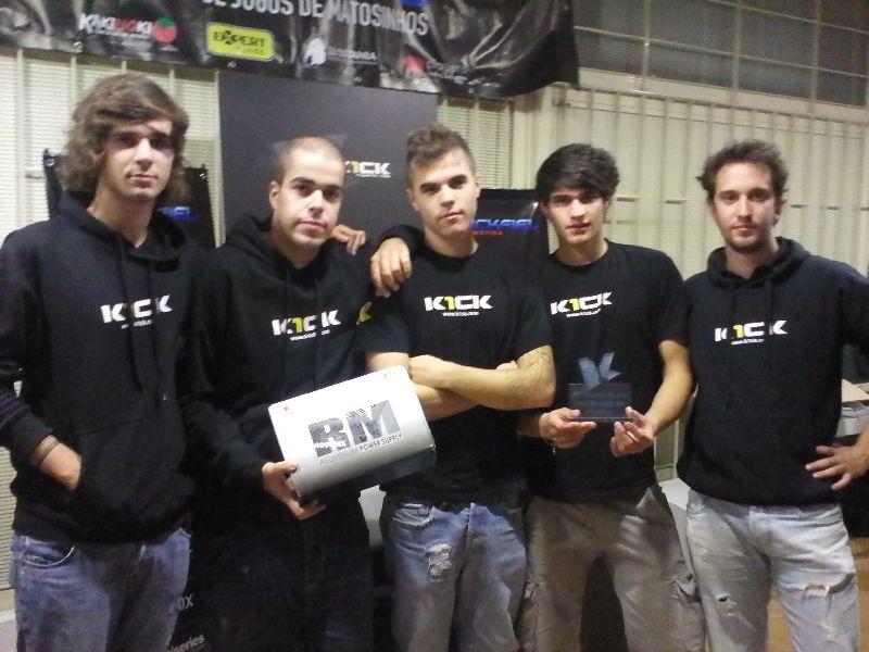 AK Master Series k1ck
