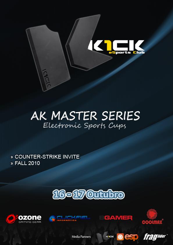 AK Master Series K1ck eSports Club