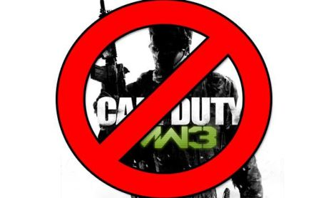 Call of Duty Modern Warfare 3 bans