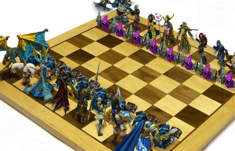 Chess League of Legends