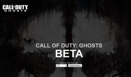 Call of Duty Ghosts Fake