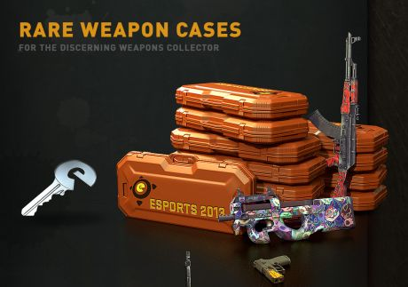 CSGO Rare Weapons