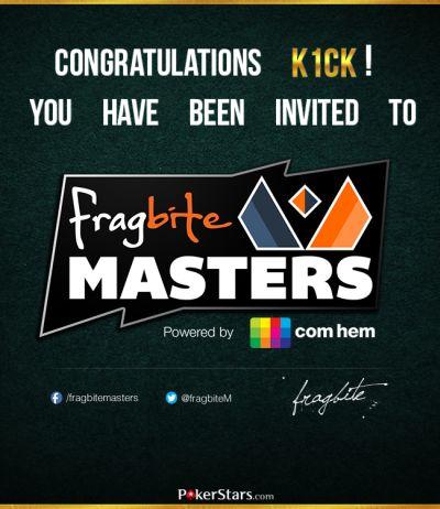 Fragbite Masters CS:GO