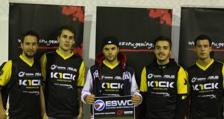 K1ck ESWC
