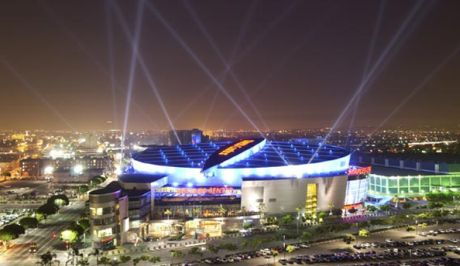 LA Lakers Staples Center