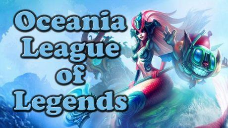 Oceania League of Legends
