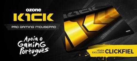 K1ck Ozone Mousepad
