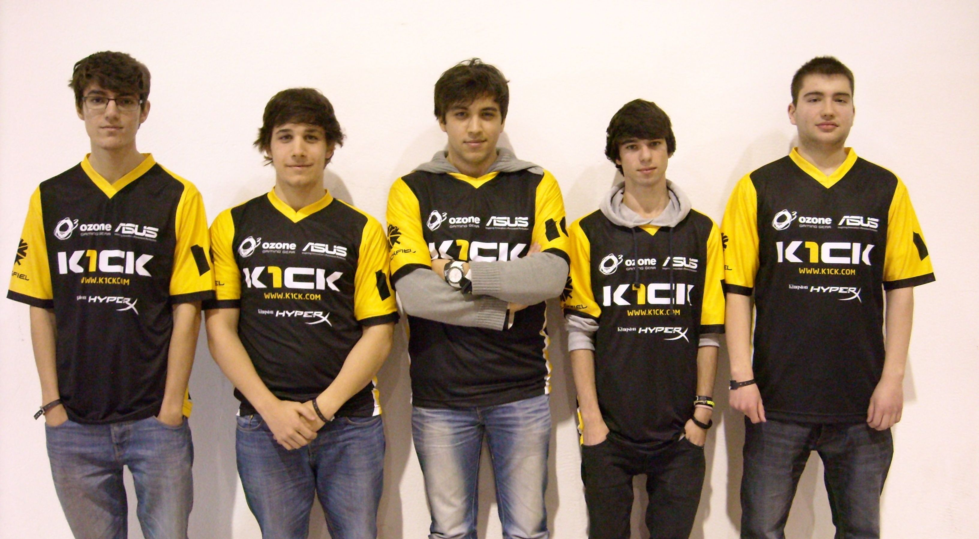 K1ck League of Legends