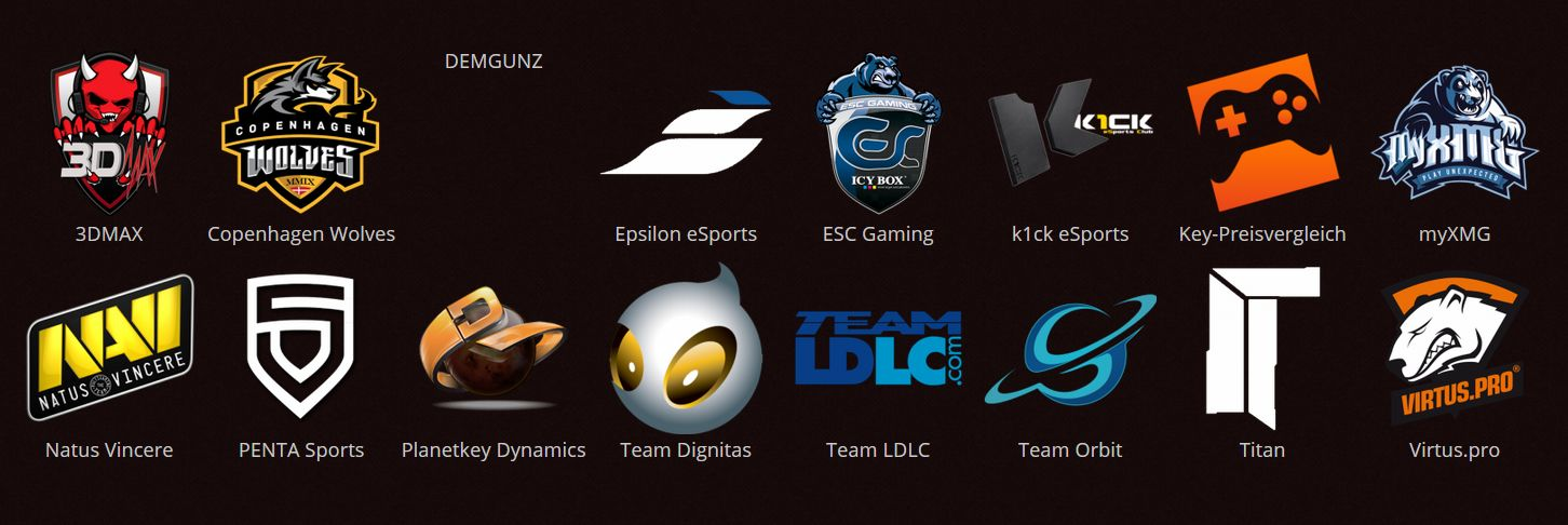ESL Pro League Starting with K1ck in Group B - K1ck eSports Club