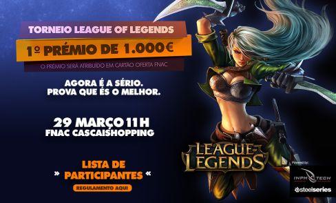 Torneio de league of legends