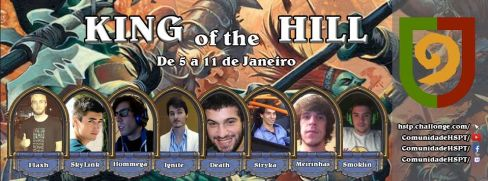 Hearthstone hspt King of the Hill