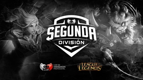 LVP segunda division League of Legends