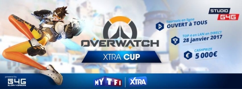Overwatch Xtra Cup