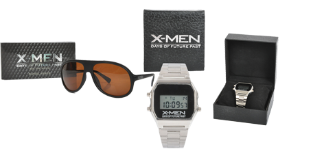 X-MEN Watch Glasses