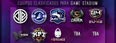 K1ck Vão Participar no CS:GO Game Stadium
