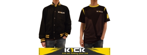 K1ck Game Wear Now Available!