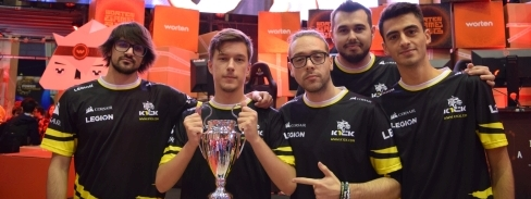 K1ck Vencem Split na Lisboa Games Week