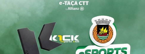 K1ck-Gomez in the e-Taça CTT by Allianz Finals