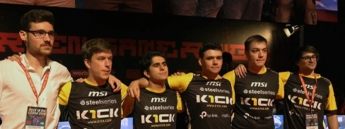 K1ck Triumphant in Rock in Rio