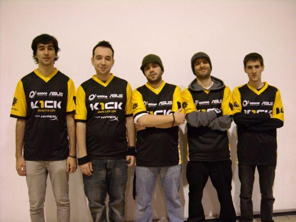 K1ck Dota 2 Team