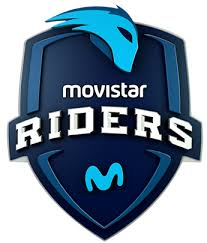 Movistar Riders.cr