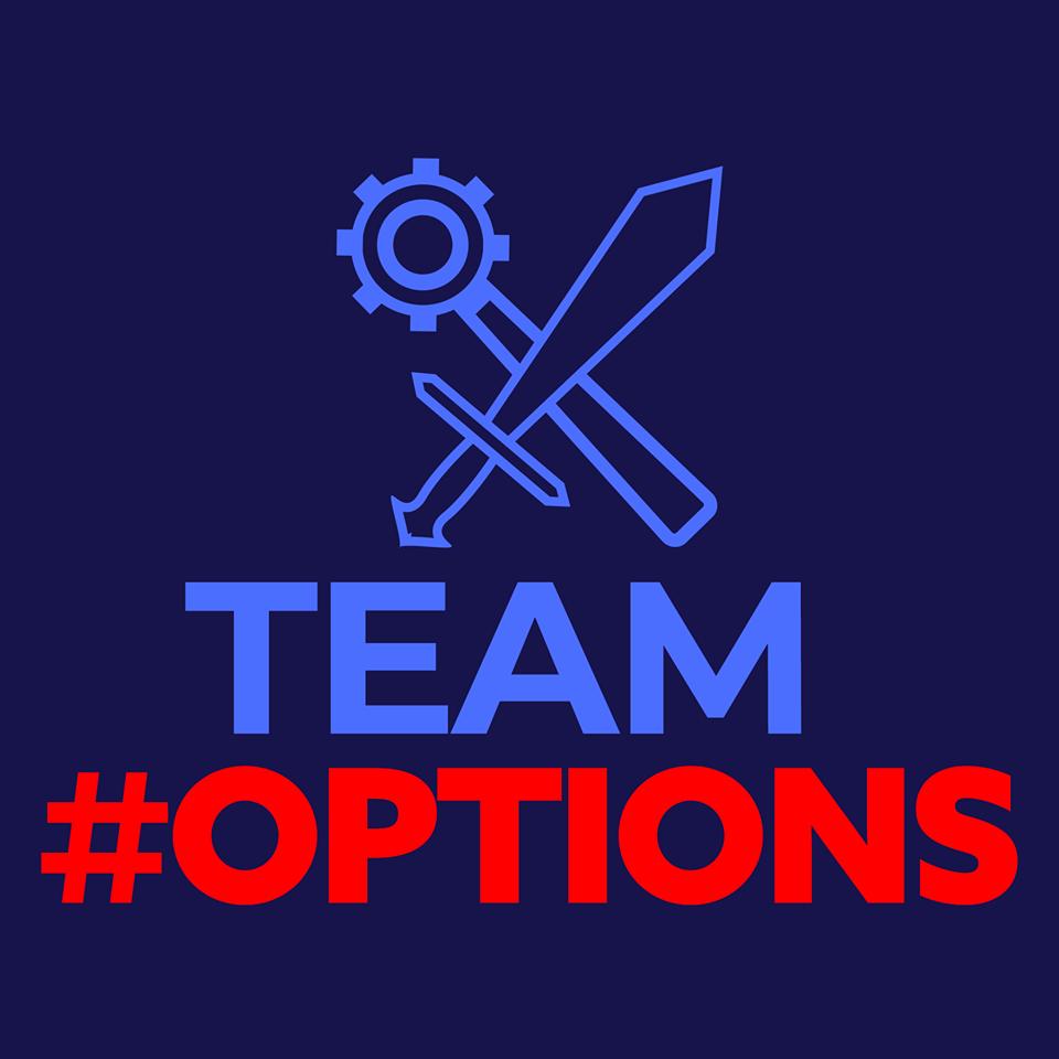 Team #Options