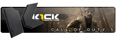 Call of Duty modern warfare eSports Club K1ck Multigaming Clan Logo