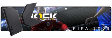 Fifa eSports Club K1ck Multigaming Clan Logo