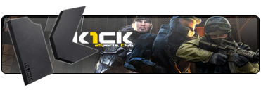 K1ck eSports Club K1ck Multigaming Clan Logo