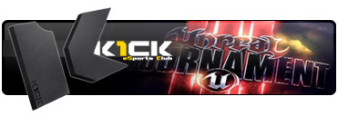 Unreal Tournament 3 eSports Club K1ck Multigaming Clan Logo