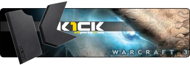 Warcraft 3 eSports Club K1ck Multigaming Clan Logo